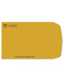 KRAFT BOOKLET ENVELOPE