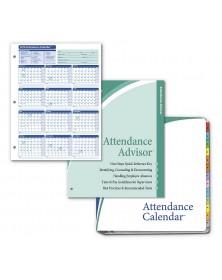 2018 Attendance Calendar Kit