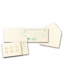 5133, For You Fresh Impressions Gift Certificates, Vellum