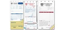 Receipts & Sales Book