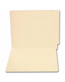 End Tab Full Cut Manila Folder, 11 pt, No Fastener (Item # 1790) - Business Checks Supplies  - Business Checks | Printez.com