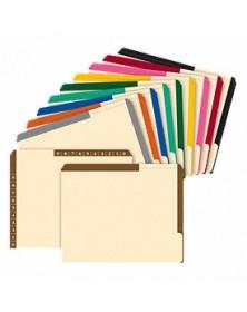 Color Tab Folder (Item # M1306) - Business Checks Supplies  - Business Checks | Printez.com