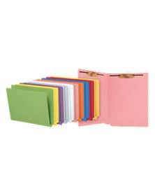 End Tab Folder with Fasteners-11 Pt. (Item # M31790) - Business Checks Supplies  - Business Checks   Printez.com