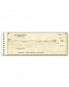 Expense/Ledger Check - One-Write Checks  - Business Checks | Printez.com Reorder Business Checks riting checks, one write general checks, one write checks deluxe, writing checks