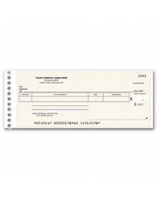 Compact General Expense Check (Item # 115011N) - One-Write Checks  - Business Checks | Printez.com