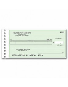 Personal Center Check (Item # 116014N) - One-Write Checks  - Business Checks | Printez.com