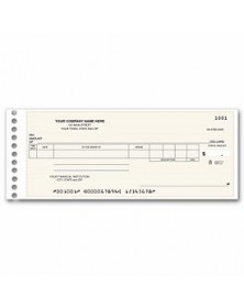 Compact Check (Item # 133011N) - One-Write Checks  - Business Checks | Printez.com