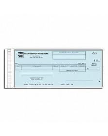 Accounts Payable Check (Item # C483) - One-Write Checks  - Business Checks | Printez.com