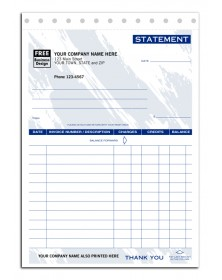 Colored Duplicated Statement Forms