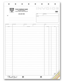 Business General Invoice Forms