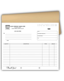 Booked Compact Business Forms