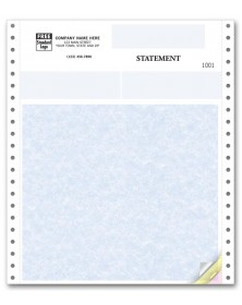 Continuous Multipurpose Form - Parchment