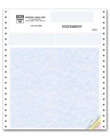 Continuous Multipurpose Form - Parchment