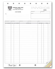 Business Shipping Invoice Forms