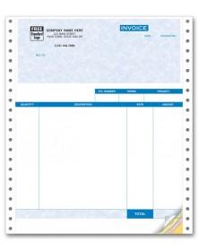Continuous Service Invoice - Parchment