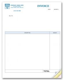 Laser Invoices for QuickBooks