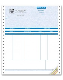 Continuous Product Invoice for Peachtree - Parchment