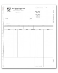 General Continuous Invoice for MAS