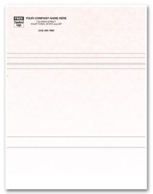 Laser Multipurpose Form - Parchment