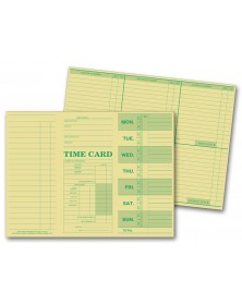 Weekly Employee Time Sheets