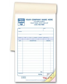 Carbonless Sales Invoice Books