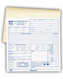 Booked Towing Service Order Form auto forms, auto repair order forms, automotive repair order