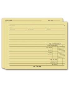 Expandable Job Folders