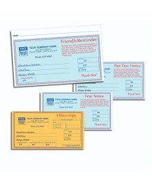 Compact Past Due Notices System