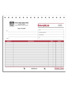 Compact Business Invoice Forms