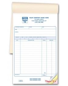 Receipt Books: Record Payment Books, Customized Receipt Books ...