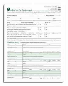 Personalized Employee Applications