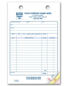 Customized Special Wording Register Forms