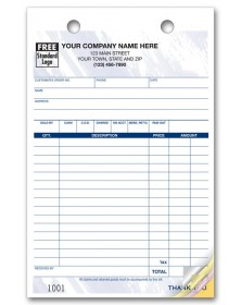 Small Colored Register Forms