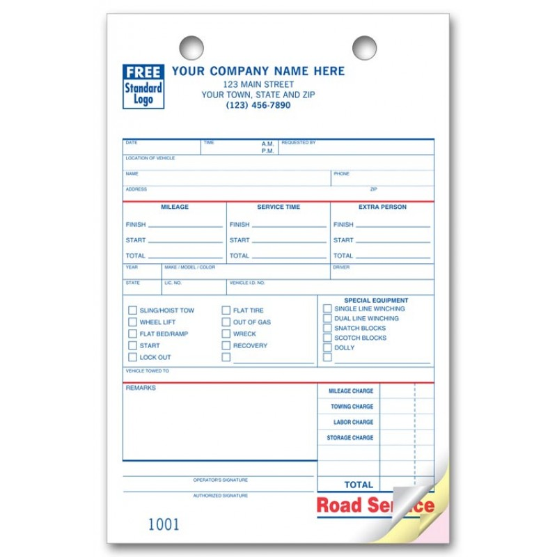 free fillable invoice