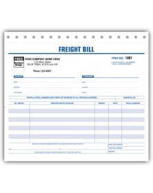 Freight Bills of Lading