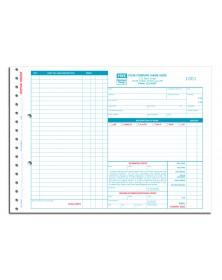 Auto Repair Estimate and Order Forms