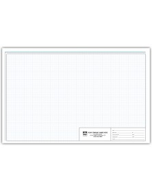 Graph Engineering Pads - 11 X 17 - 1/8 Inch