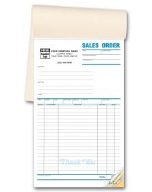 Carbonless Sales Order Form Books