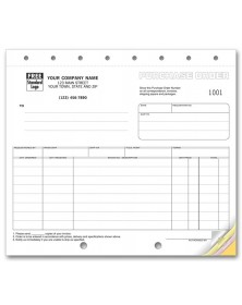 Compact Purchase Order Forms