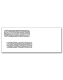 Double Window Security Envelopes