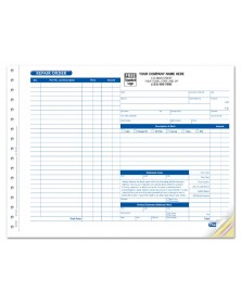 Large Garage Repair Order Forms
