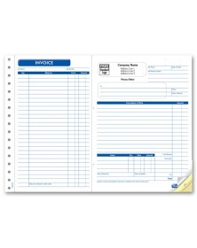 Large Work Order Business Forms