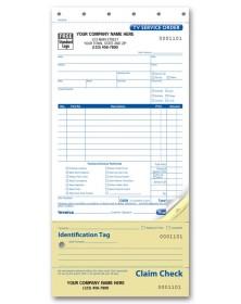 TV Service Order Forms - Carbonless