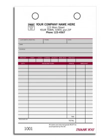 Large Register Forms - Spectra Collection
