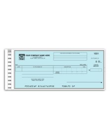Payroll/Disbursement One-Write Replacement Checks (C482) - One-Write Checks  - Business Checks | Printez.com