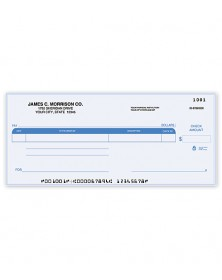 Compact Size One Write Check