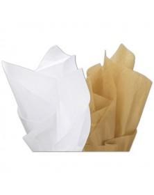 Kraft White Tissue Papr20x30
