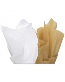 Kraft White Tissue Papr15x20