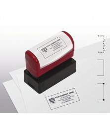 Name & Address Stamp, Medium