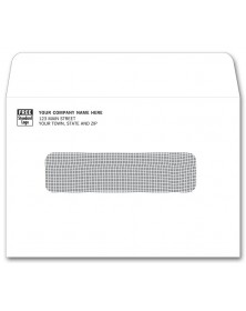 463, Self Seal Statement Envelope